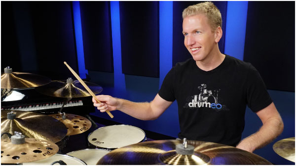 FREE DRUM LESSONS - #1 Source For Video Drum Lessons Online